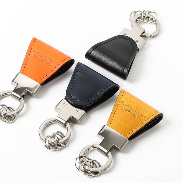 ヴィンテージのキーリング Key Clip