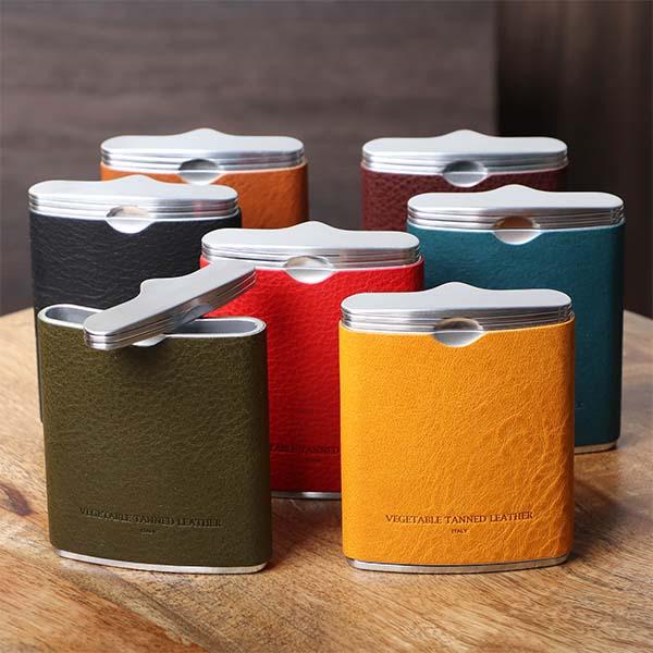 スリップオンの携帯灰皿 MBハニカム携帯灰皿