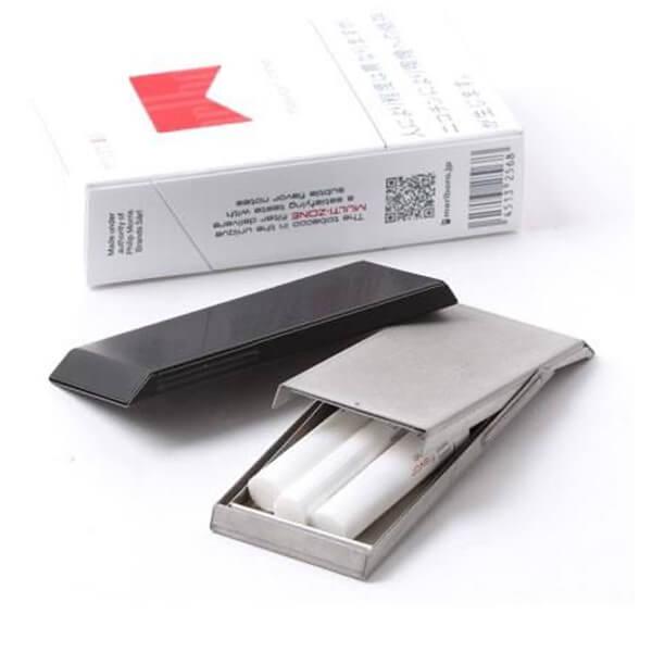 クラウストルム アッシュフラットナー コンクリートマット 携帯灰皿