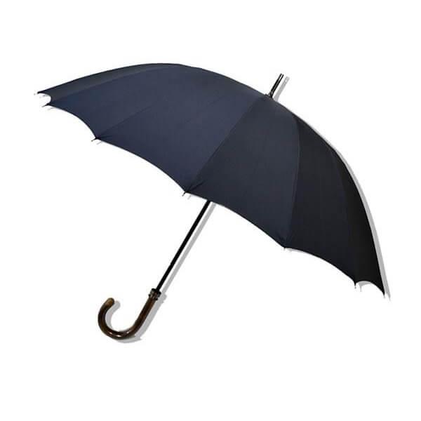 小宮商店 撥水効果抜群のミラトーレ傘16本骨 65cm 長傘