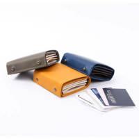 25mm厚の財布の人気のカラーを30mm厚で作りました