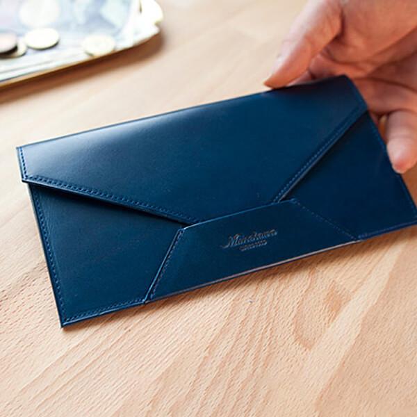 ムネカワの薄型長財布 Encase エンケース