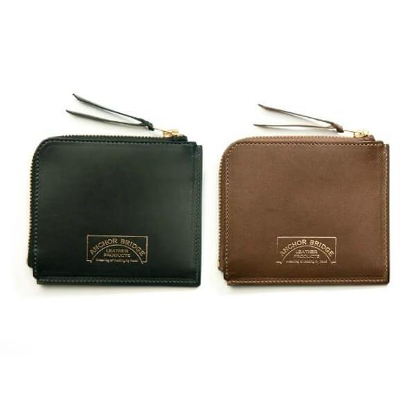 アンカーブリッジ Short Wallet 財布