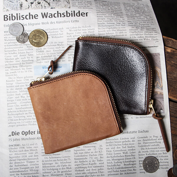 アンカーブリッジ Short Wallet 財布 ANCHOR BRIDGE