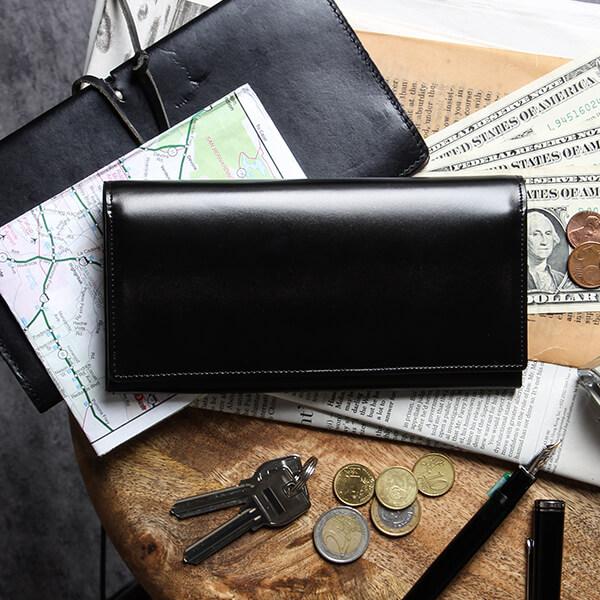 プタハ バフィング 長財布