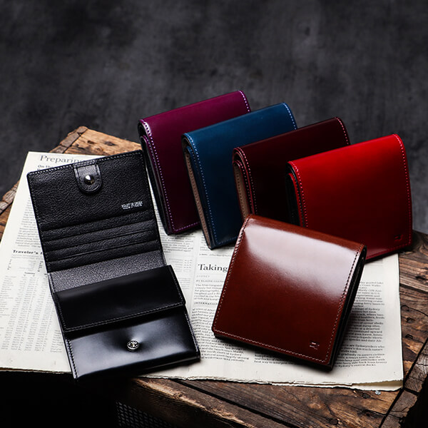 レディオアオーダー GLAMOROUS STANDARD 二つ折り財布 READY OR ORDER