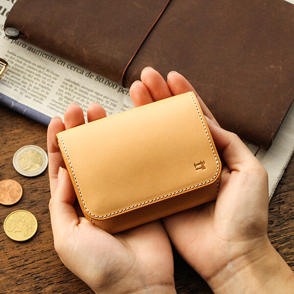 レディオアオーダー SUPPIN BASIC YO-ASOBI 二つ折り財布 READY OR ORDER