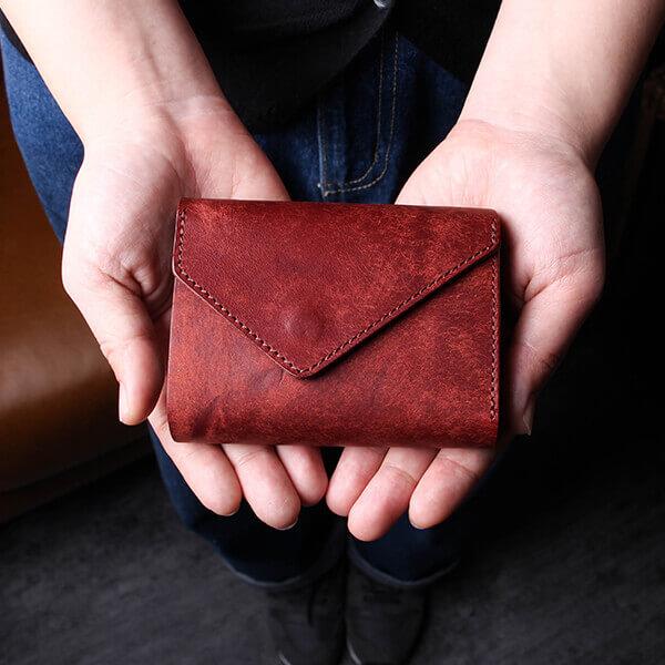 リティスタ Coin Wallet3 三つ折り財布