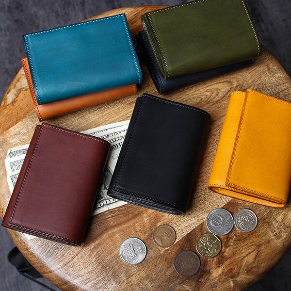 レンマ 三つ折りコンパクト財布